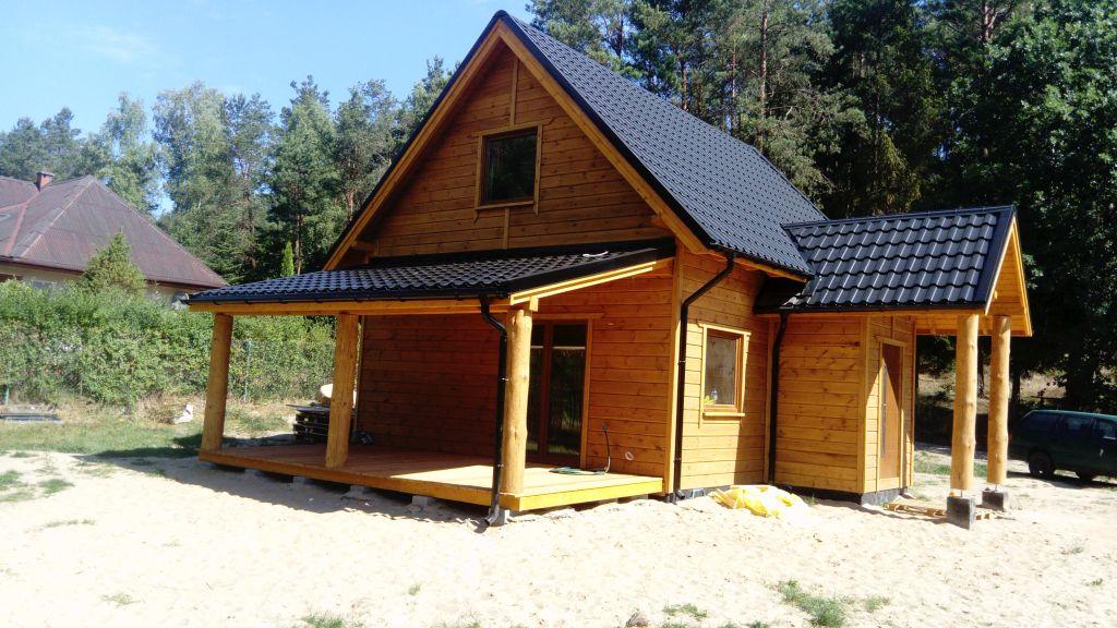 domy drewniany pomorskie domy góra
