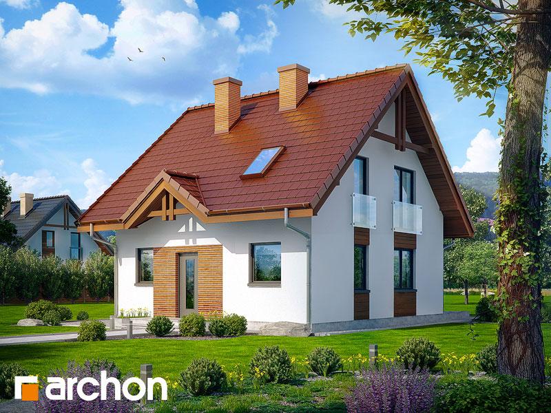 projekt dom w poziomkach ver 2  289