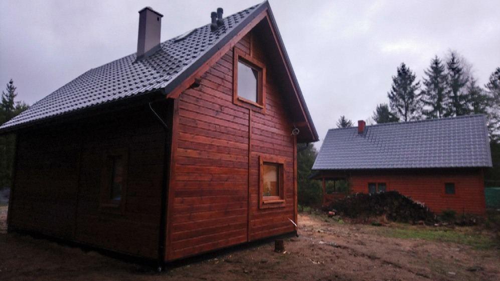Domy drewniane Gostomko